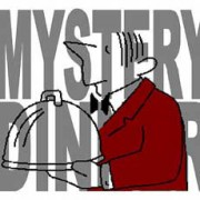 0020 DINNER WITH A TWIST = MURDER MYSTERY