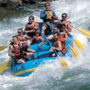 1001 RAFTING, WHITE WATER - VERMILION RIVER